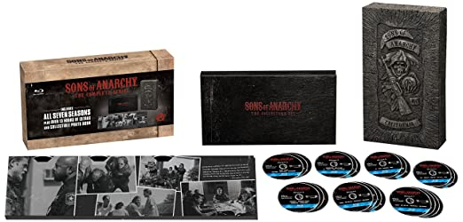 Sons of Anarchy The Complete Series Gift Set [Blu-ray]