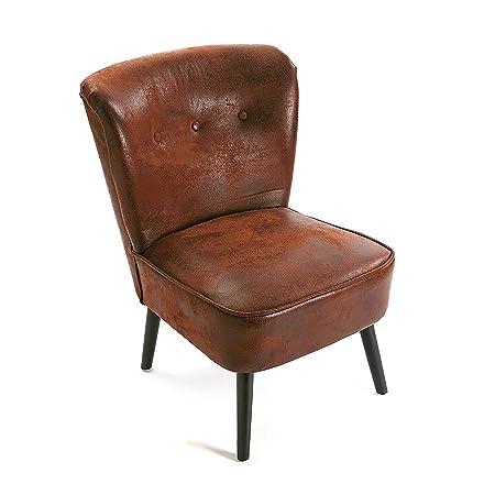 Versa 19500660 - Sillón, color marrón envejecido