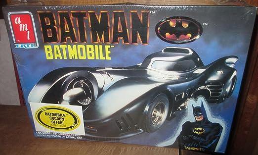 Batmobile Toy Model Batman Batmobile 1/25 Model