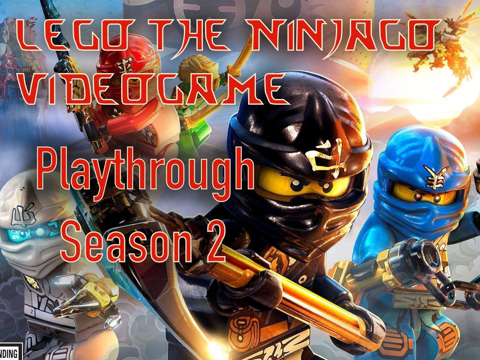 Clip: Lego The Ninjago Video Game Playthrough - Season 2