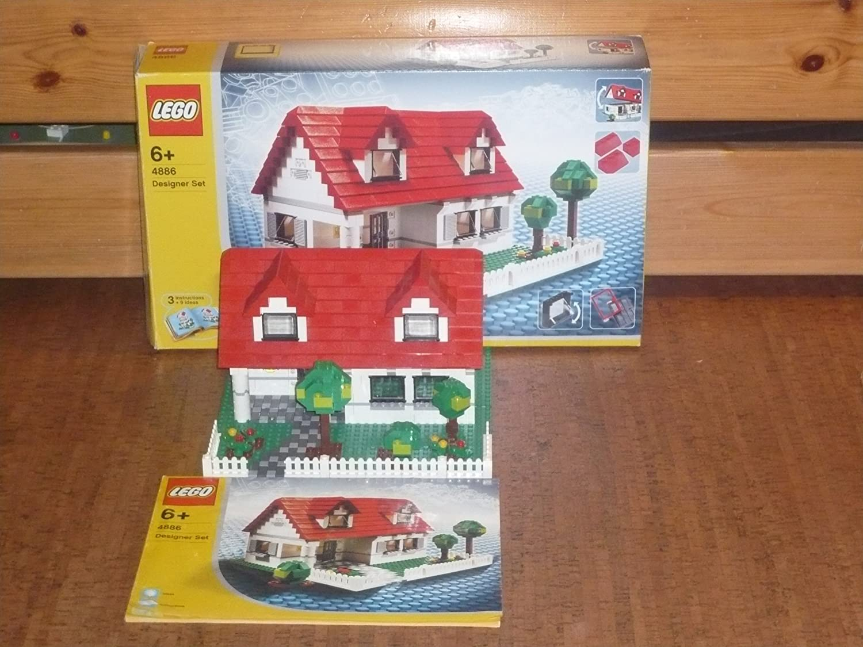 Lego 4886 – Wohnhaus günstig