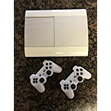 Sony PlayStation 3 PS3 Slim CECH-4012 500GB Console - White