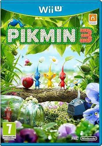 Новый трейлер Pikmin 3   Знакомство с Пикминами   Стратеги игры игра Nintendo