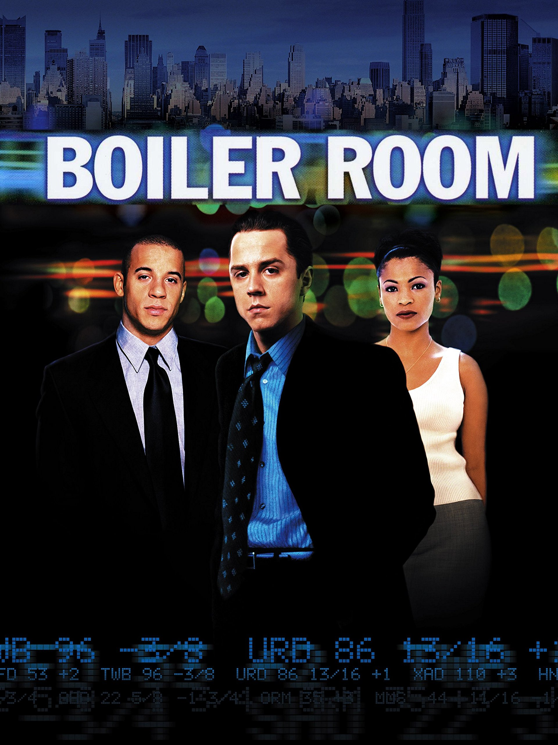 Boiler Room on Amazon Prime Instant Video UK