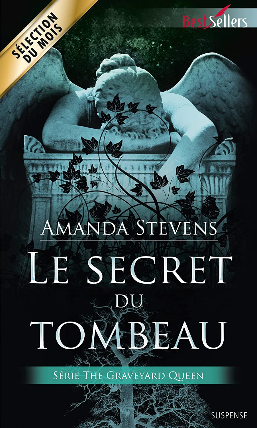 The Graveyard Queen, Tome 1 : Le secret du tombeau 91ChaMONeHL._SL1500_