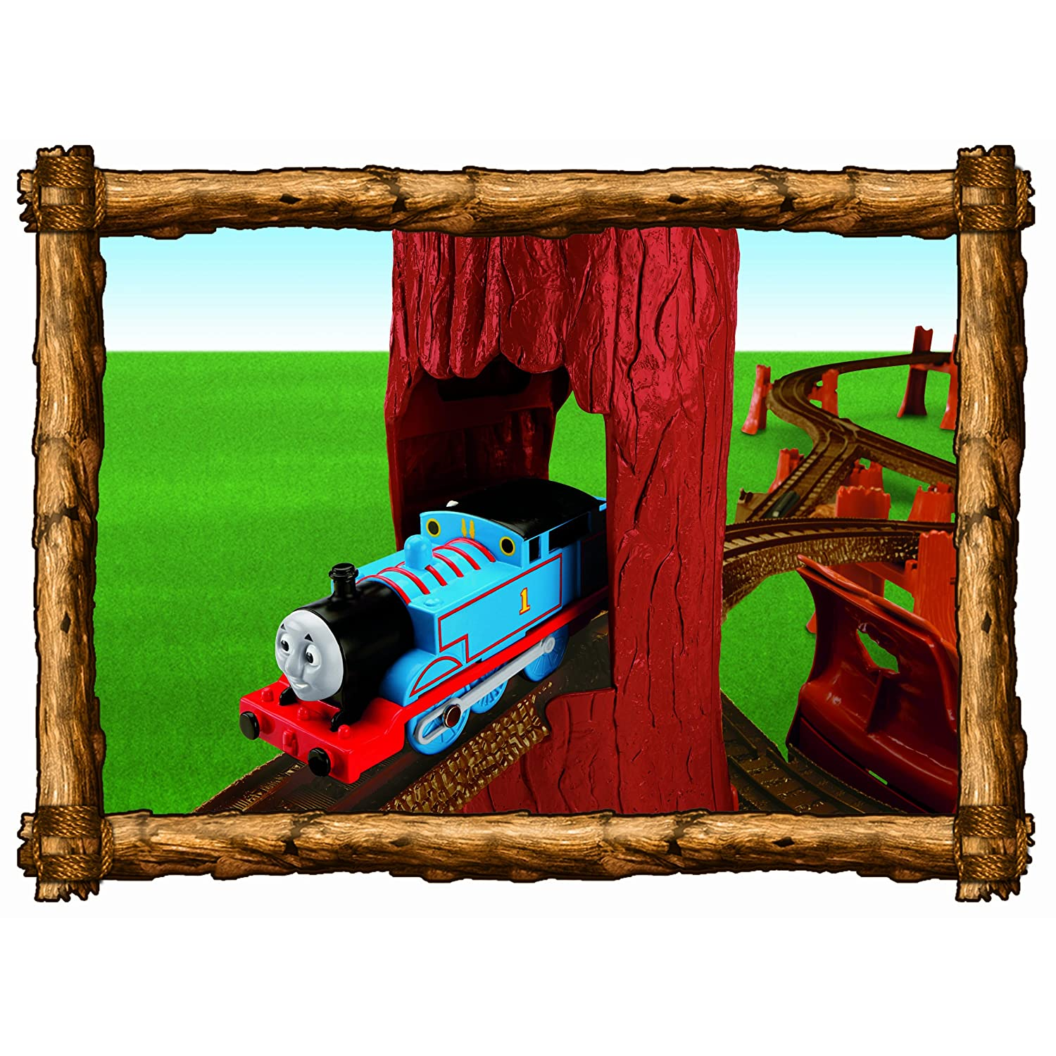 Mommy Katie: Home For The Holidays: Thomas and Friends Trackmaster ...