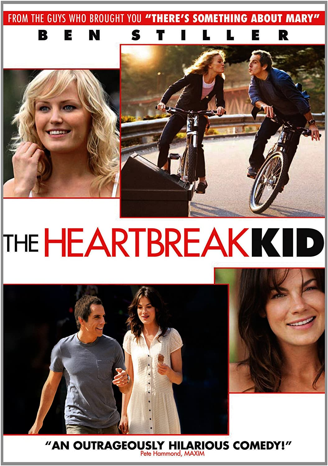 The Heartbreak Kid Cover