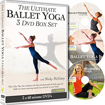The Ultimate BALLET YOGA by Nicky McGinty