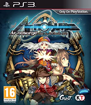 Ar Nosurge : Ode to an Unborn Star PS3 Game