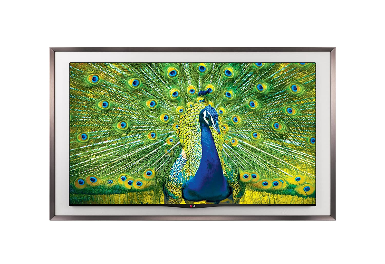 LG Electronics 55EA8800 55-Inch 1080p 3D Smart OLED TV