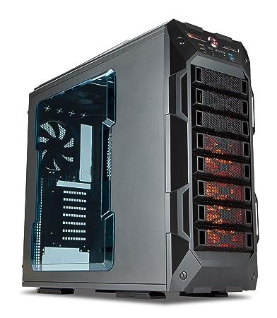 In Win - Acier - Boitier PC - ATX/E-ATX/Micro-ATX - Gris