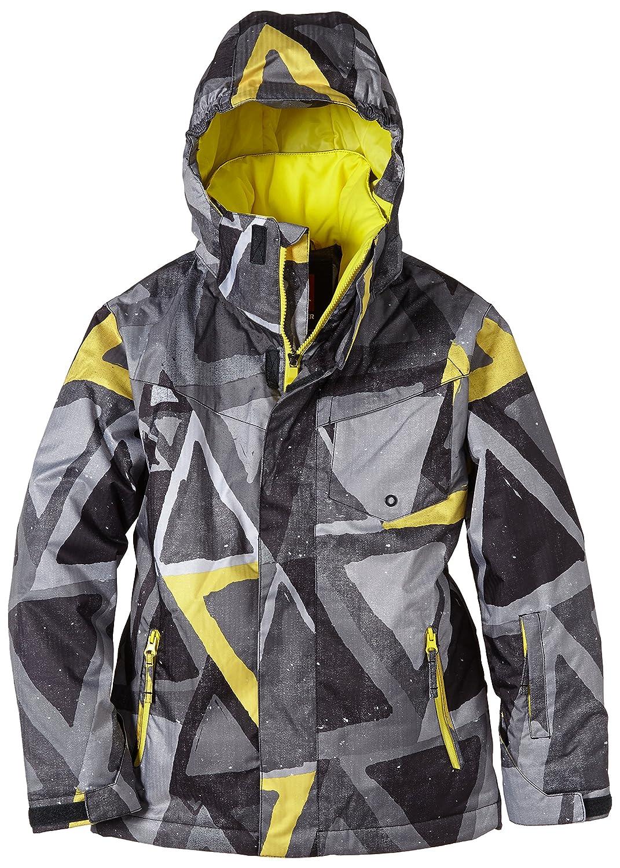 Quiksilver Jungen Snowboard Jacke Mission Printed Y günstig