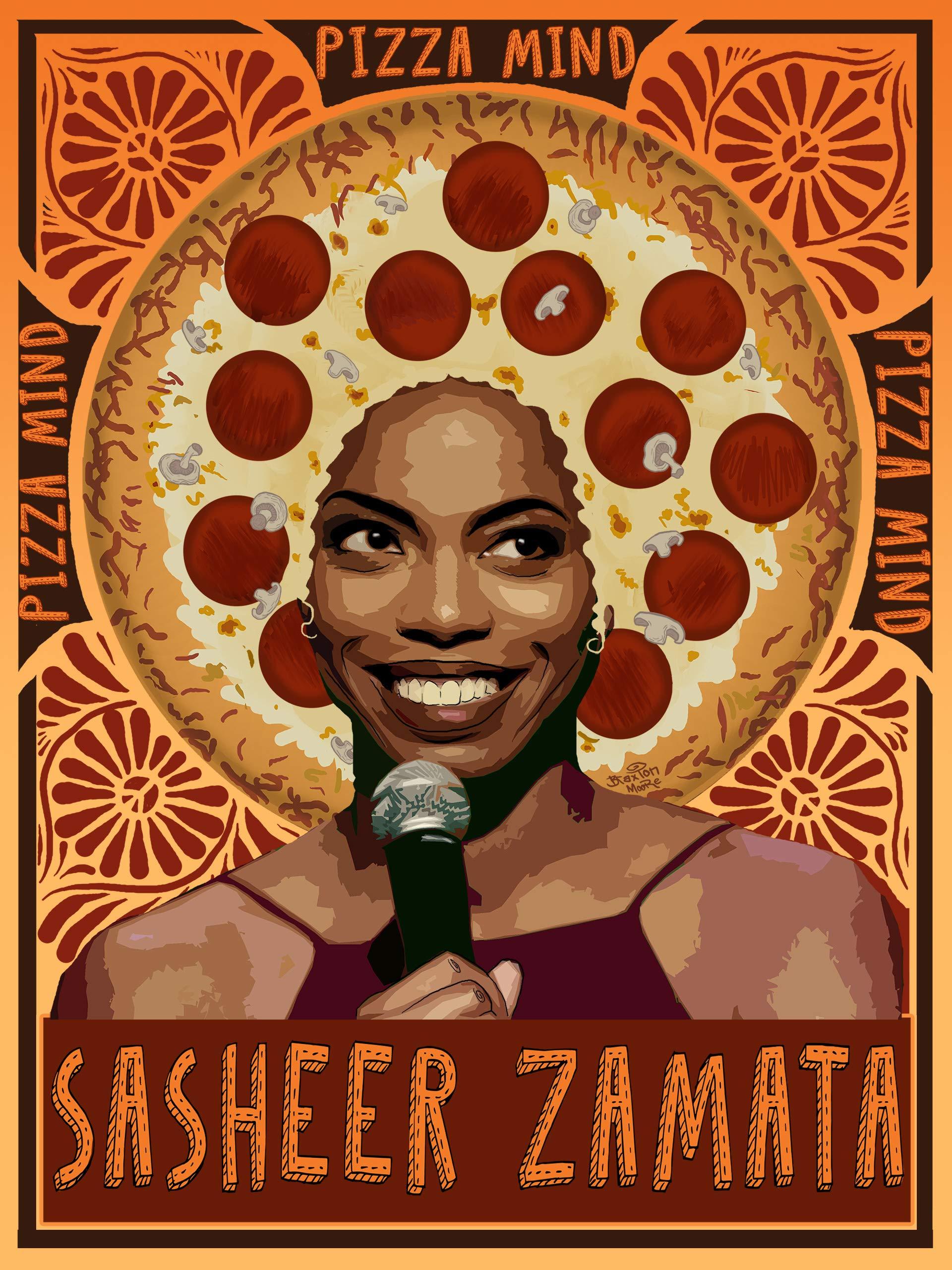 Sasheer Zamata: Pizza Mind on Amazon Prime Video UK