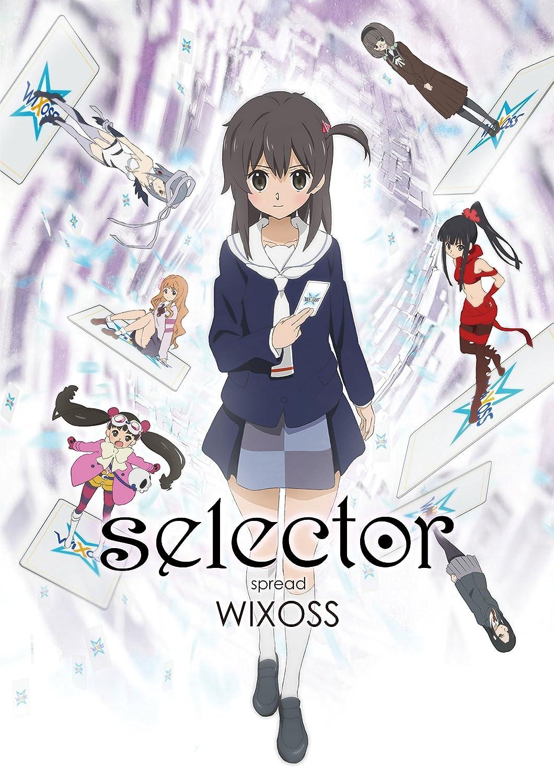 「selector spread WIXOSS」 DVDBOX <数量限定生産>