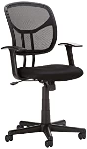AmazonBasics Mid-Back Mesh Chair