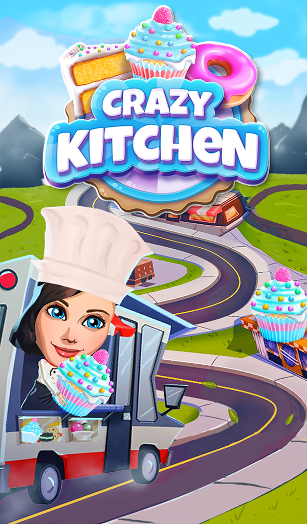 Amazon Com Crazy Kitchen Appstore For Android