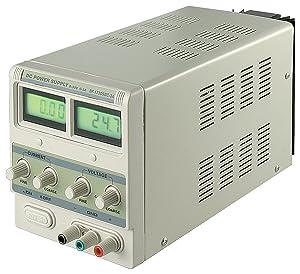 Wentronic Stabilisiertes Labornetzgerät bis zu 3 Ampere  Kundenbewertung und weitere Informationen