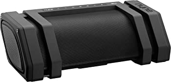 Nyne Rock Rugged Weatherproof Portable Bluetooth BoomBox