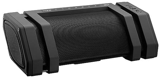 nyne multimédia Rock sans fil, haut-parleur Bluetooth, résistant à l'eau Noir