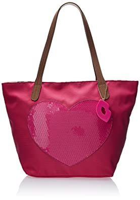 Betsey Johnson High Sequencey Shoulder Bag 23