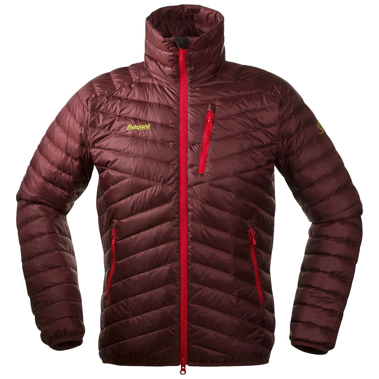 Bergans – Herren Daunen Jacke in verschiedenen Farben, Winddicht – Wasserdicht – Atmungsaktiv, H/W 15, Slingsbytind Down (5398) jetzt kaufen