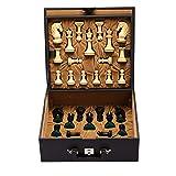CB Blackburne (Joseph Henry) Edition Chess Set in Ebony & Box Wood - 4.6
