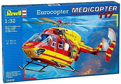Revell - Maquette - ref 04402 - Medicopter 117 - Echelle 1:32
