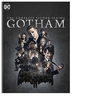 Book Cover: Gotham: Season 2