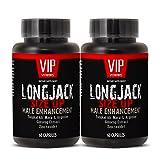 Natural male enchantment pills increase size and length - LONGJACK SIZE UP (MALE ENHANCEMENT FORMULA) - Tongkat ali long jack 120 capsules - 2 Bottles 120 Capsules