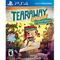 Tearaway: Unfolded for PlayStation 4