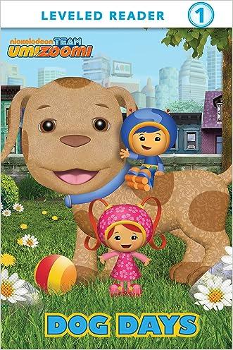 Dog Days (Team Umizoomi) written by Nickelodeon Publishing