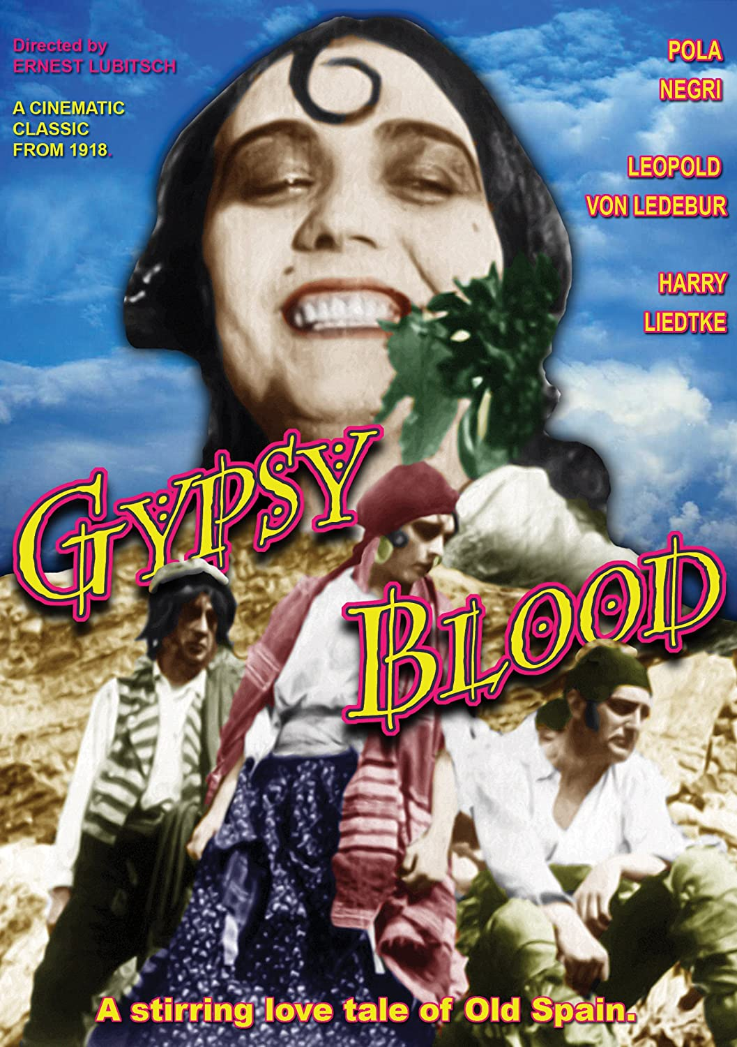 Gypsy blood [videorecording]