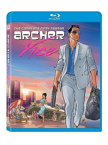 Archer: Season 5 [Blu-ray]
