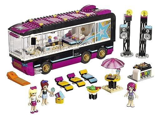 LEGO Friends 41106 大歌星巡回演出巴士