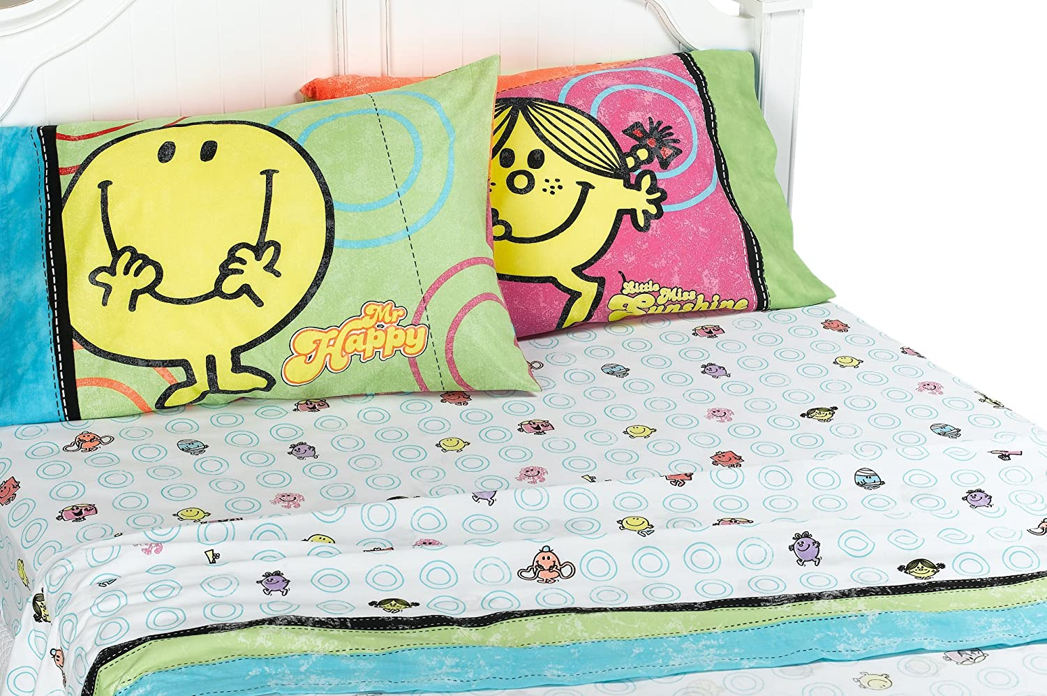 Perfect More for a Mr Men and Little Miss Bedroom