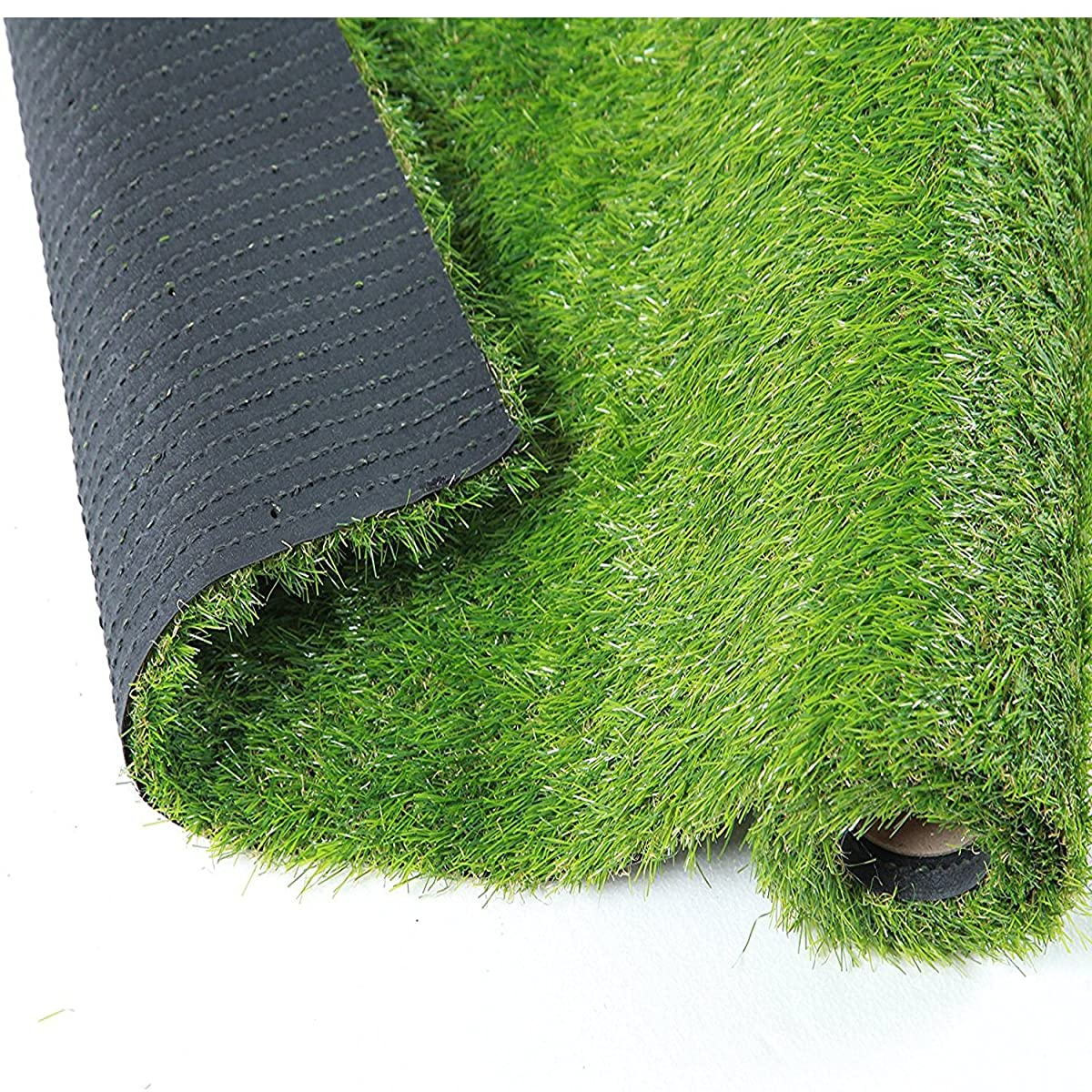 Patio Grass Rug: QYH Artificial Grass Rug Fake Grass Turf Indoor/Outdoor