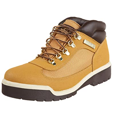 timberland field boots for men