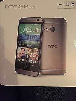 HTC One mini 2 Smartphone débloqué 4.5 pouces 16 Go Android Gris (import Allemagne)
