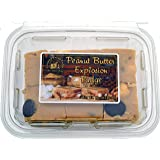 Country Fresh Fudge Peanut Butter, Explosion, 6 Pound (Pack of 8)
