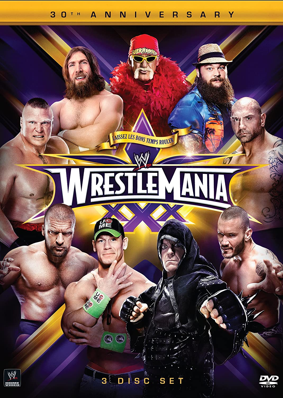 WWE - Magazine cover