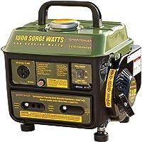 Sportsman GEN1000 1000 Watt Gasoline Portable Generator (Green)