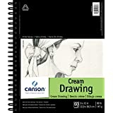 CANSON Artist Series Cream Drawing Pad 9