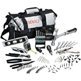 Tool Kit for Home Repair with 115 Pieces