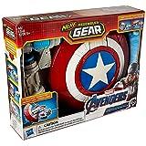 Marvel Avengers Captain America Nerf Assembler Gear (Color: Multi-colored, Tamaño: Standard)