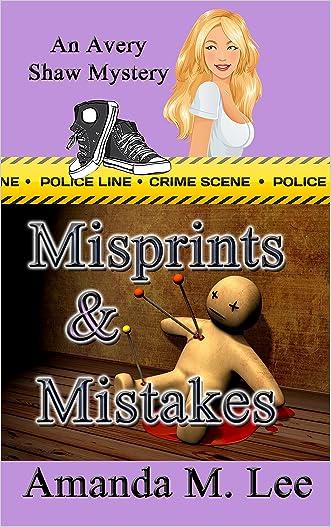 Misprints & Mistakes (An Avery Shaw Mystery Book 8)