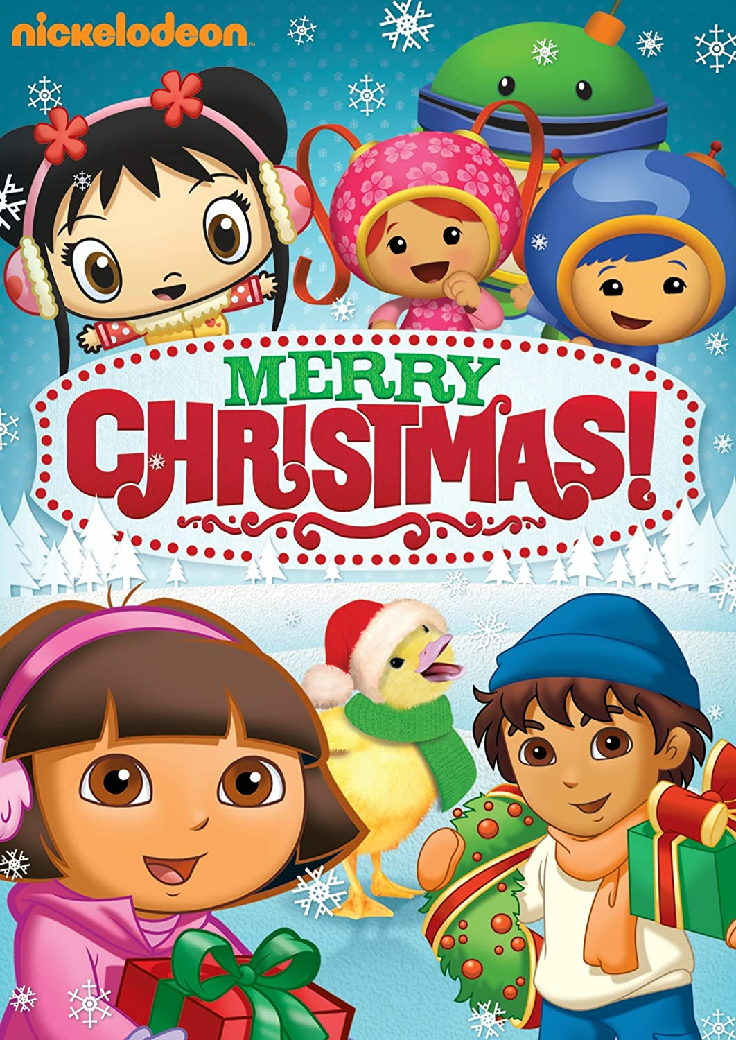 http://www.amazon.com/Nickelodeon-Favorites-Merry-Christmas/dp/B005DKS1SU/