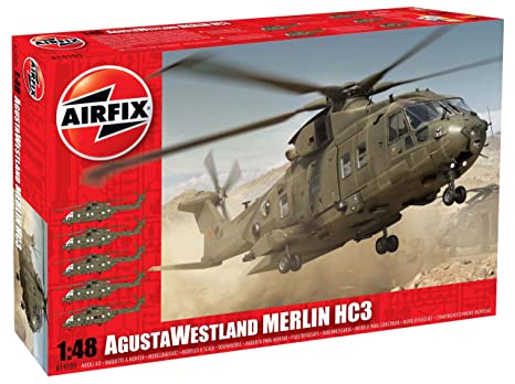 Airfix - AI14101 - Maquette - Augusta Westland Merlin