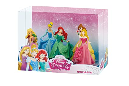 Bullyland - 12040 - Deluxe Set de 5 Figurines - Princesses
