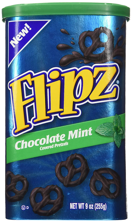 Flipz Chocolate Mint Covered