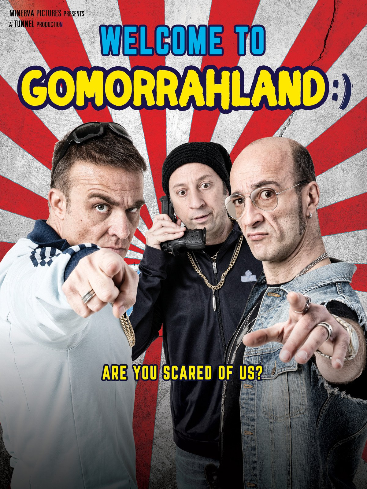 Welcome to Gomorrahland